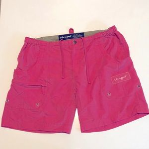 Life is good hot pink shorts size small